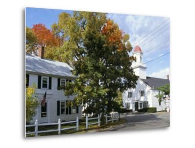 Kennebunkport, Maine, New England, USA-Fraser Hall-Metal Print