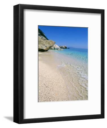 Cala Mariolu, Cala Gonone, Golfe Di Orosei (Orosei Gulf), Island of Sardinia, Italy-Bruno Morandi-Framed Photographic Print