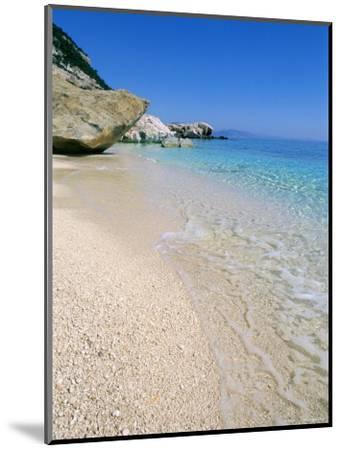 Cala Mariolu, Cala Gonone, Golfe Di Orosei (Orosei Gulf), Island of Sardinia, Italy-Bruno Morandi-Mounted Photographic Print