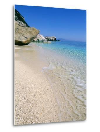 Cala Mariolu, Cala Gonone, Golfe Di Orosei (Orosei Gulf), Island of Sardinia, Italy-Bruno Morandi-Metal Print