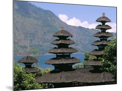 Mount Batur, Island of Bali, Indonesia, Southeast Asia-Bruno Morandi-Mounted Photographic Print
