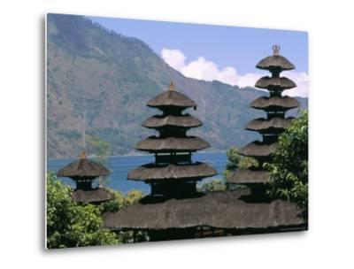 Mount Batur, Island of Bali, Indonesia, Southeast Asia-Bruno Morandi-Metal Print