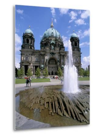 The Dom (Cathedral), Berlin, Germany-Bruno Morandi-Metal Print