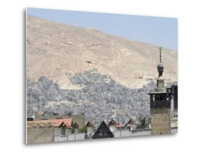 City View, Damascus, Syria, Middle East-Christian Kober-Metal Print