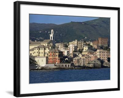 Genova (Genoa), Liguria, Italy-Oliviero Olivieri-Framed Photographic Print