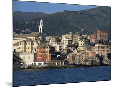 Genova (Genoa), Liguria, Italy-Oliviero Olivieri-Mounted Photographic Print