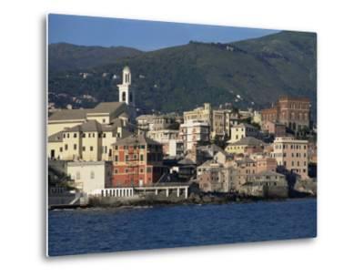 Genova (Genoa), Liguria, Italy-Oliviero Olivieri-Metal Print