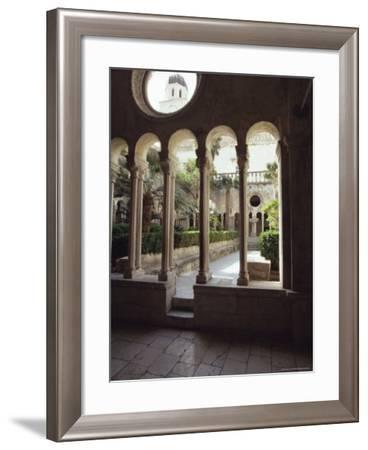 Dubrovnik, Dalmatia, Croatia-Oliviero Olivieri-Framed Photographic Print