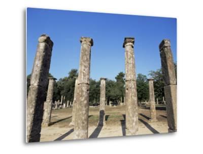 Olympia, Unesco World Heritage Site, Greece-Oliviero Olivieri-Metal Print