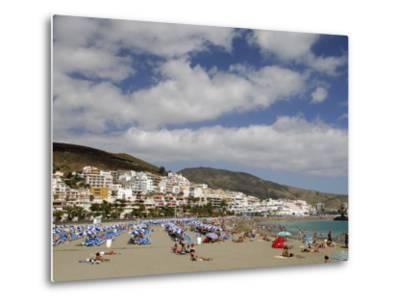Playa De Las Americas, Tenerife, Canary Islands, Spain, Atlantic-Sergio Pitamitz-Metal Print