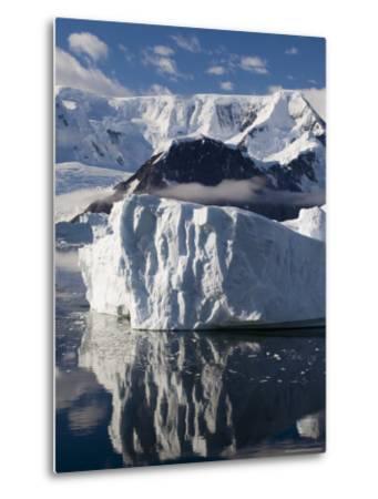 Gerlache Strait, Antarctic Peninsula, Antarctica, Polar Regions-Sergio Pitamitz-Metal Print