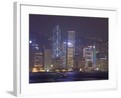 Hong Kong, China-Sergio Pitamitz-Framed Photographic Print