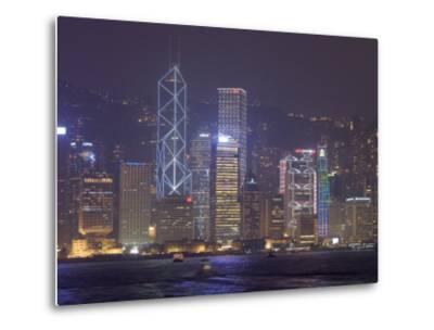 Hong Kong, China-Sergio Pitamitz-Metal Print