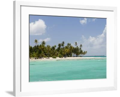 Tikehau, Tuamotu Archipelago, French Polynesia Islands-Sergio Pitamitz-Framed Photographic Print
