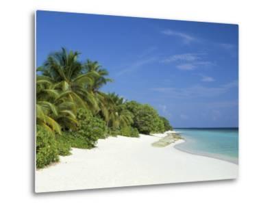 Soneva Fushi Resort, Kunfunadhoo Island, Baa Atoll, Maldives, Indian Ocean-Sergio Pitamitz-Metal Print