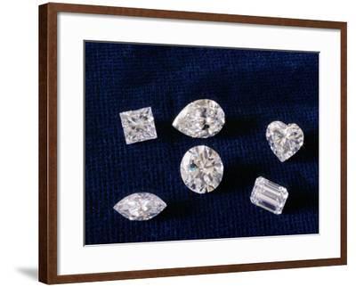 Coster Diamonds, Amsterdam, the Netherlands (Holland)-Sergio Pitamitz-Framed Photographic Print