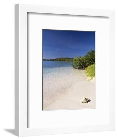 Lanqui, Los Roques, Venezuela, South America-Sergio Pitamitz-Framed Photographic Print