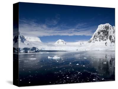 Lemaire Channel, Weddell Sea, Antarctic Peninsula, Antarctica, Polar Regions-Thorsten Milse-Stretched Canvas Print