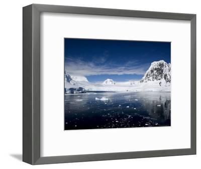 Lemaire Channel, Weddell Sea, Antarctic Peninsula, Antarctica, Polar Regions-Thorsten Milse-Framed Photographic Print
