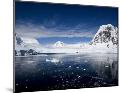Lemaire Channel, Weddell Sea, Antarctic Peninsula, Antarctica, Polar Regions-Thorsten Milse-Mounted Photographic Print