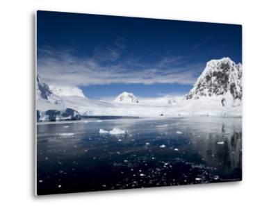 Lemaire Channel, Weddell Sea, Antarctic Peninsula, Antarctica, Polar Regions-Thorsten Milse-Metal Print