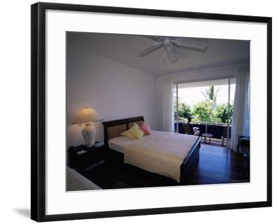 Room at the Blue Heaven Hotel, the Island's Top Hotel, Tobago-Yadid Levy-Framed Photographic Print
