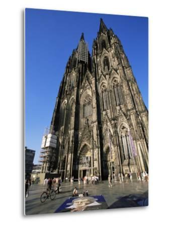 Cologne Cathedral, Cologne, Unesco World Heritage Site, North Rhine Westphalia, Germany-Yadid Levy-Metal Print