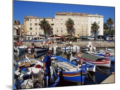 Ajaccio Harbour, Corsica, France, Mediterranean-Yadid Levy-Mounted Photographic Print