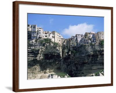 Bonifacio, Corsica, France-Yadid Levy-Framed Photographic Print