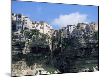 Bonifacio, Corsica, France-Yadid Levy-Mounted Photographic Print