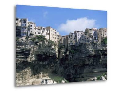 Bonifacio, Corsica, France-Yadid Levy-Metal Print