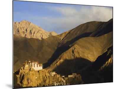 Lamayuru Gompa (Monastery), Lamayuru, Ladakh, Indian Himalayas, India-Jochen Schlenker-Mounted Photographic Print