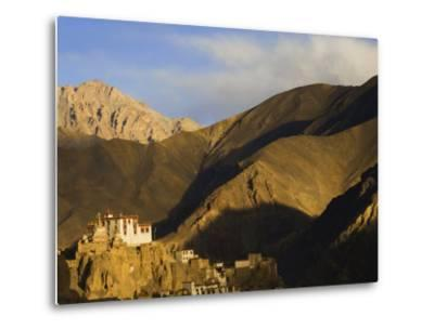 Lamayuru Gompa (Monastery), Lamayuru, Ladakh, Indian Himalayas, India-Jochen Schlenker-Metal Print