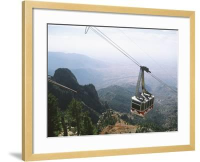 Sandia Peak Tramway, Albuquerque, New Mexico, USA-Michael Snell-Framed Photographic Print