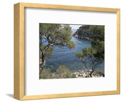 Aiguablava, Costa Brava, Catalonia, Spain-Sheila Terry-Framed Photographic Print