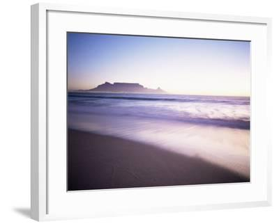 Table Mountain, Cape Town, Cape Province, South Africa, Africa-I Vanderharst-Framed Photographic Print