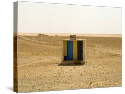 Toilet-Nico Tondini-Stretched Canvas Print