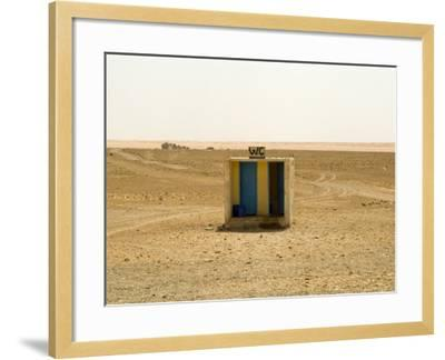 Toilet-Nico Tondini-Framed Photographic Print