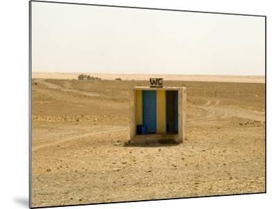 Toilet-Nico Tondini-Mounted Photographic Print