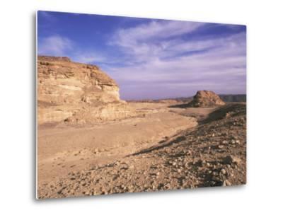 The Sinai Desert, Egypt, North Africa, Africa-Nico Tondini-Metal Print