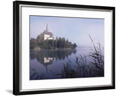 Karnten, Karinthia, Austria-Adam Woolfitt-Framed Photographic Print