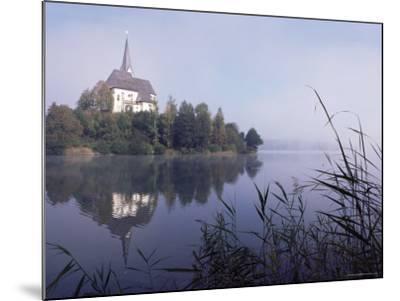 Karnten, Karinthia, Austria-Adam Woolfitt-Mounted Photographic Print