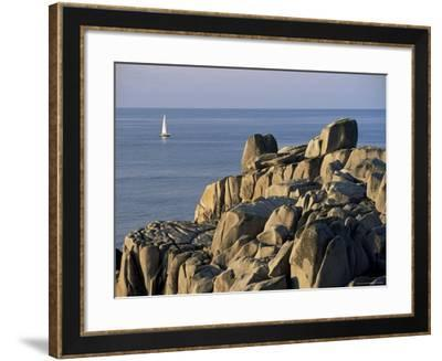Penninis Point, St. Mary's, Isles of Scilly, United Kingdom-Adam Woolfitt-Framed Photographic Print
