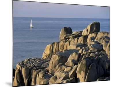 Penninis Point, St. Mary's, Isles of Scilly, United Kingdom-Adam Woolfitt-Mounted Photographic Print