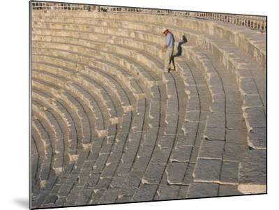 Archaeological Site, Jerash, Jordan, Middle East-Alison Wright-Mounted Photographic Print