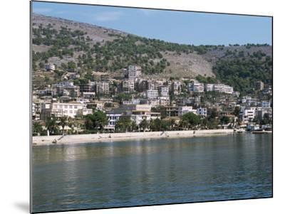 Coastline at Saranda, Albania-R H Productions-Mounted Photographic Print