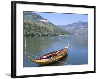 Vineyards Near Pinhao, Douro Region, Portugal-R H Productions-Framed Photographic Print