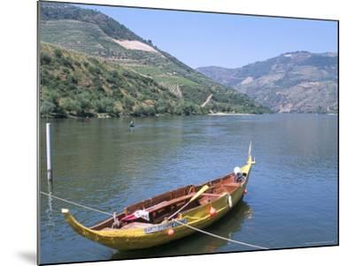 Vineyards Near Pinhao, Douro Region, Portugal-R H Productions-Mounted Photographic Print