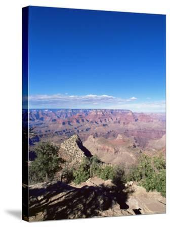 South Rim, Grand Canyon, Unesco World Heritage Site, Arizona, USA-R H Productions-Stretched Canvas Print