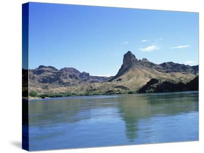 Colorado River Near Parker, Arizona, USA-R H Productions-Stretched Canvas Print